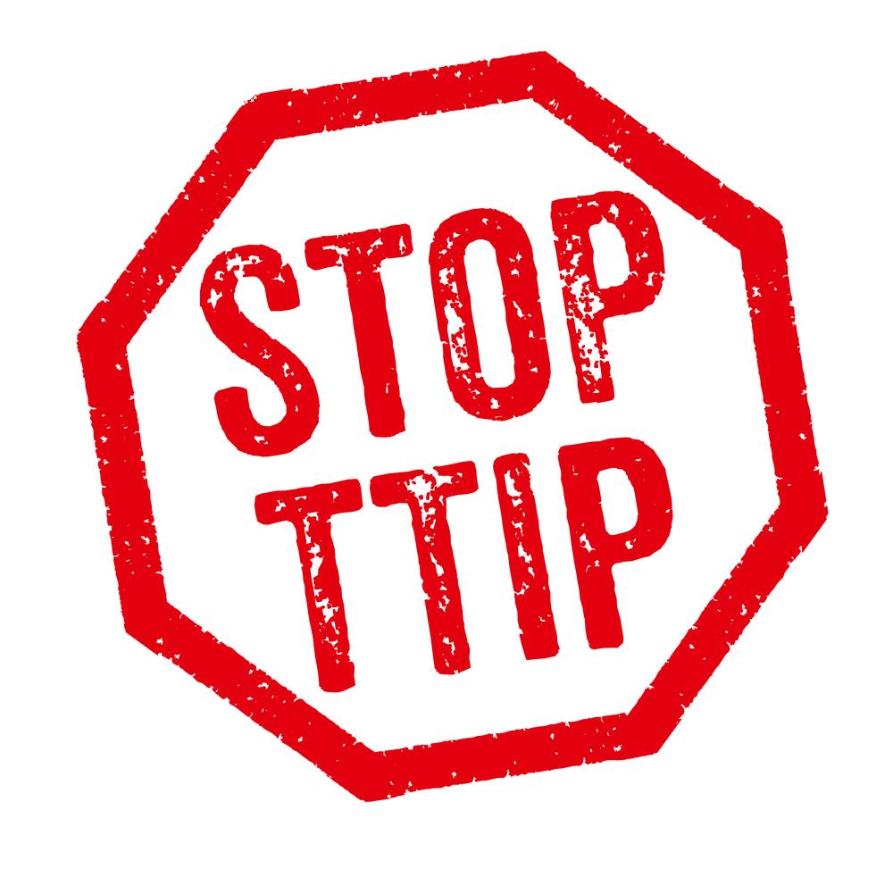 """Campagna """"Stop TTIP Italia"""""""